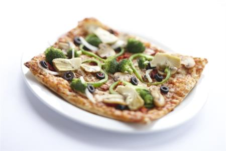 Pizza-vegetarienne-restaurant-pizza-mont-tremblant-pizzateria